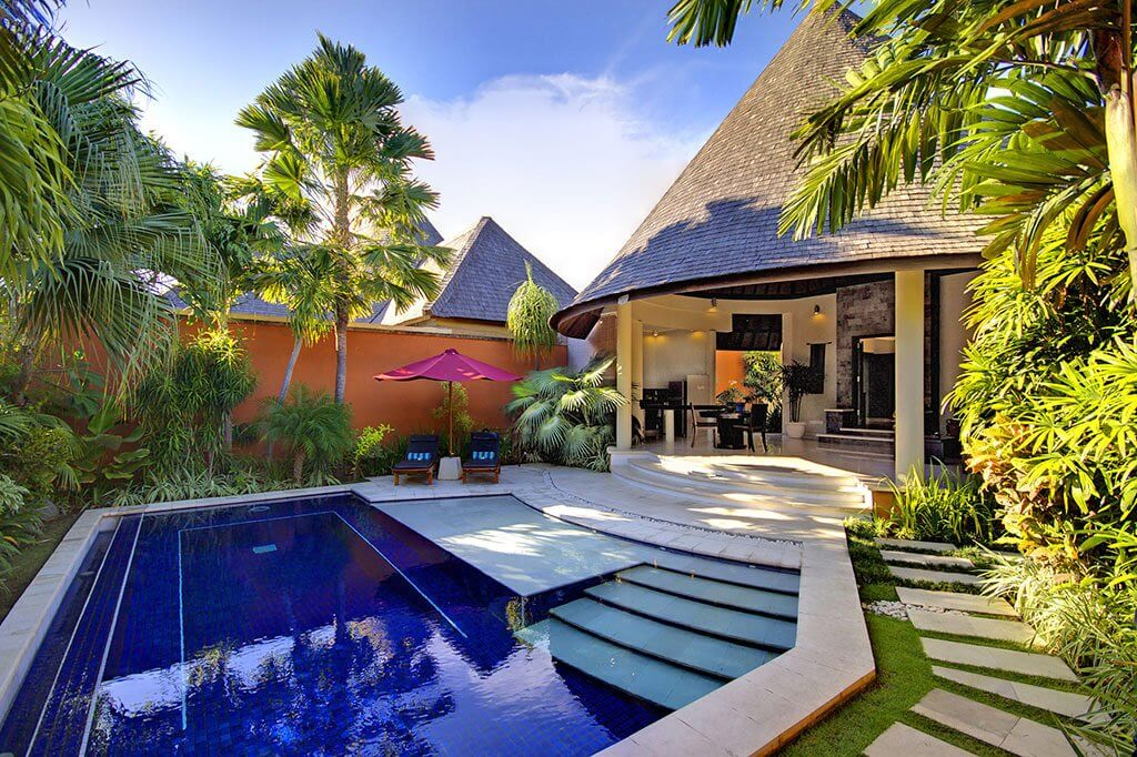 The Kunja - 3 Bedrooms Villa - Seminyak Luxury Villa